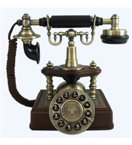 image of old-style tlelphone