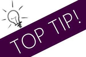 Top Tip Image